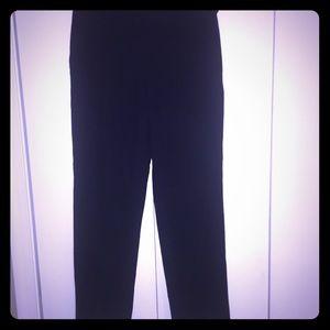 Nordstrom Boys Dress Pants Navy Blue Size 14 Husky